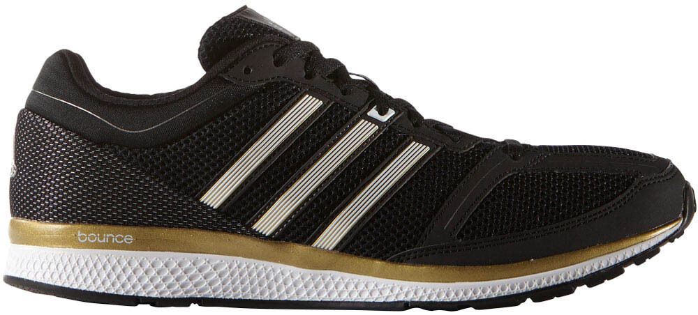 02f64647a Details about ADIDAS MANA RC BOUNCE MEN S BLACK GOLD RUNNING SHOES