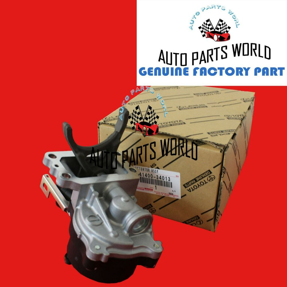 Genuine Toyota Sequoia Tundra 4wd Front Differential