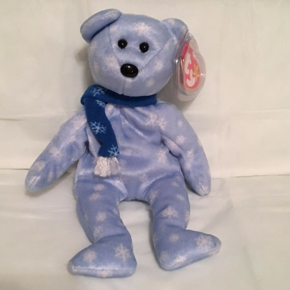 5d8c1c8ddf4 Details about TY Beanie Baby - 1999 HOLIDAY TEDDY - Pristine with Mint Tags  - RETIRED