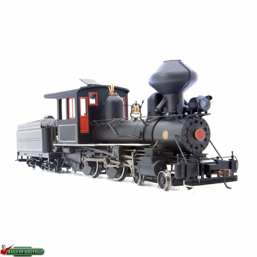 SPECTRUM On30 SCALE 28326 OUTSIDE FRAME MODERN 4-4-0