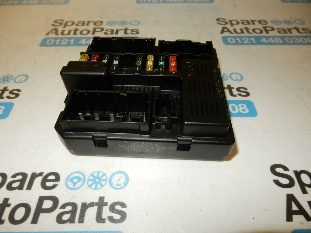 bmw x3 e83 2006 2010 fuse box power distribution. Black Bedroom Furniture Sets. Home Design Ideas