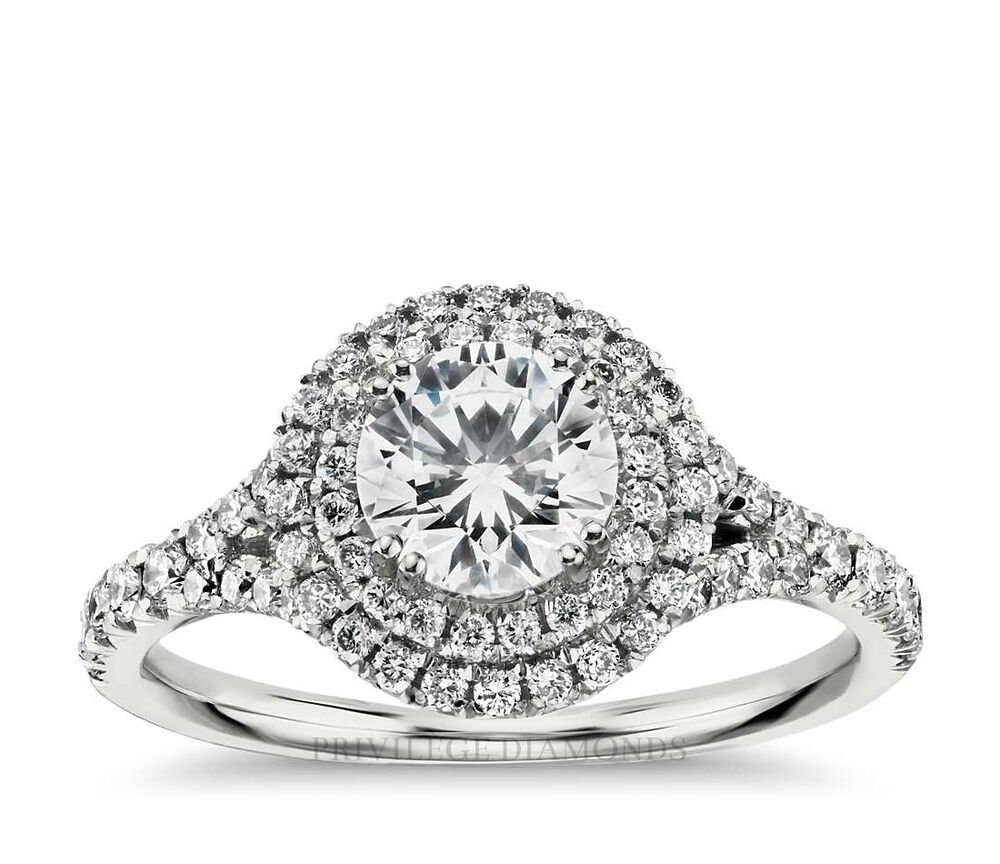 1 Carat Engagement Rings Collection  Natalie Diamond