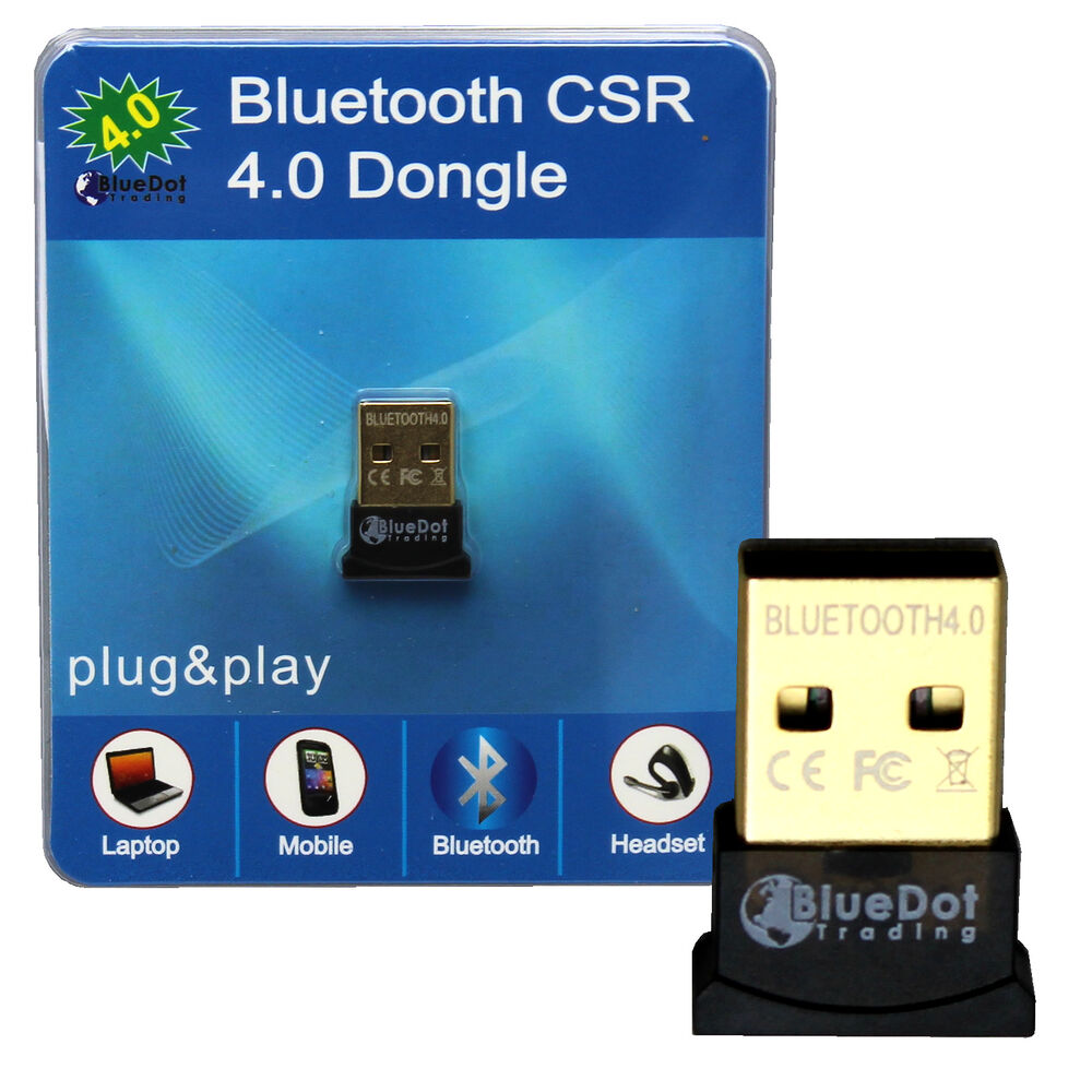 mini bluetooth csr 4 0 usb 2 0 csr4 0 dongle adapter for. Black Bedroom Furniture Sets. Home Design Ideas