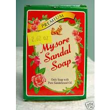 10 BARS!  Mysore Sandal Soap 75grams EXPORT QUALITY USA SELLER FAST SHIPPING
