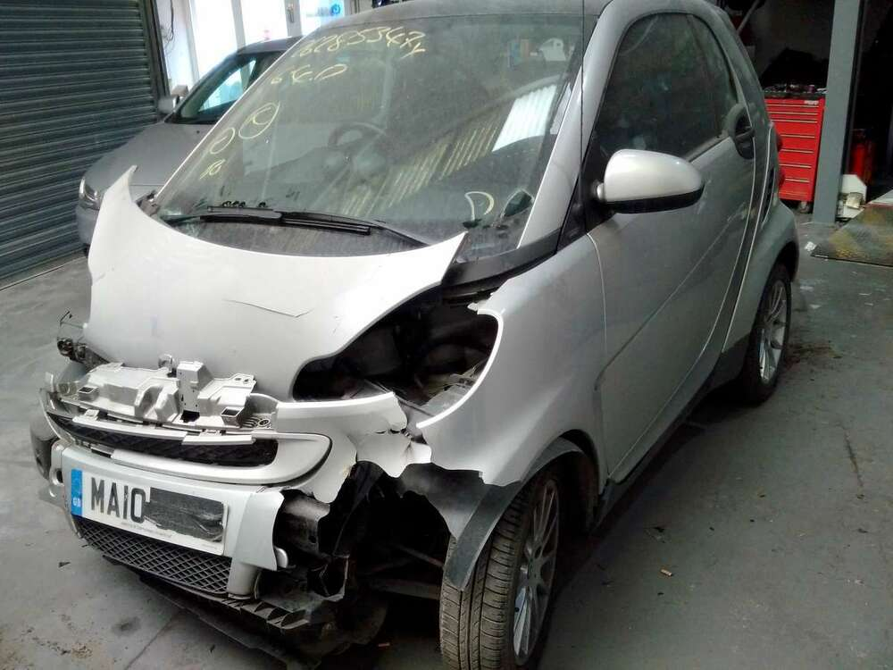 smart car fortwo 451 diesel 799cc cdi breaking salvage. Black Bedroom Furniture Sets. Home Design Ideas