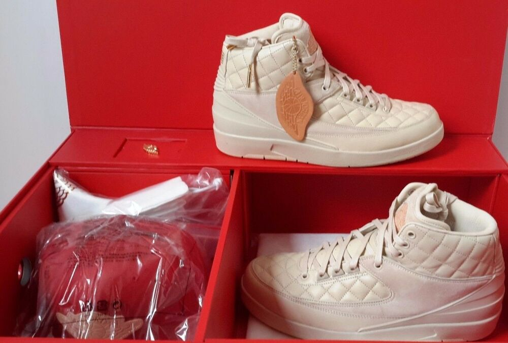 sneakers for cheap 65107 4e4e6 Details about New Nike Air Jordan 2 Retro Just Don