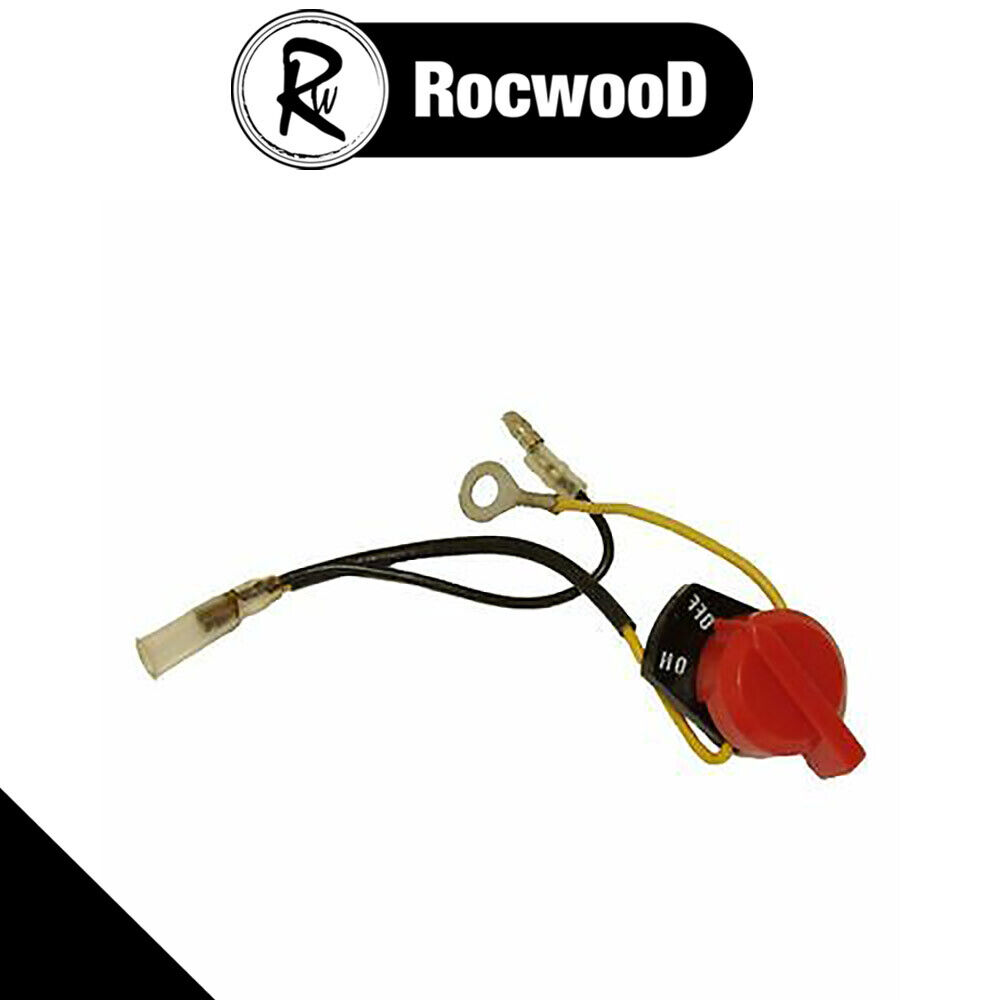 on off stop switch two wire compatible with honda gx110. Black Bedroom Furniture Sets. Home Design Ideas