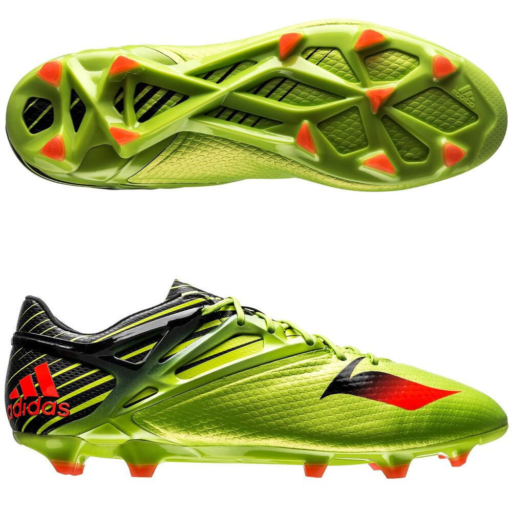 timeless design 16051 a85d8 Details about adidas Messi 15.1 Soccer Shoes Firm Ground Cleats S74679 new   220.00 Retail