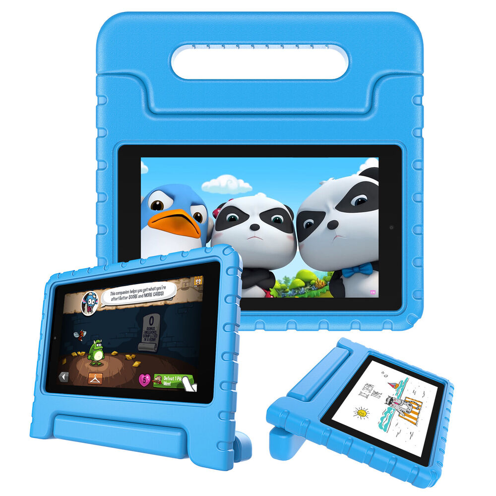 For all new amazon fire 7 2017 tablet kiddie case shock for Amazon casa