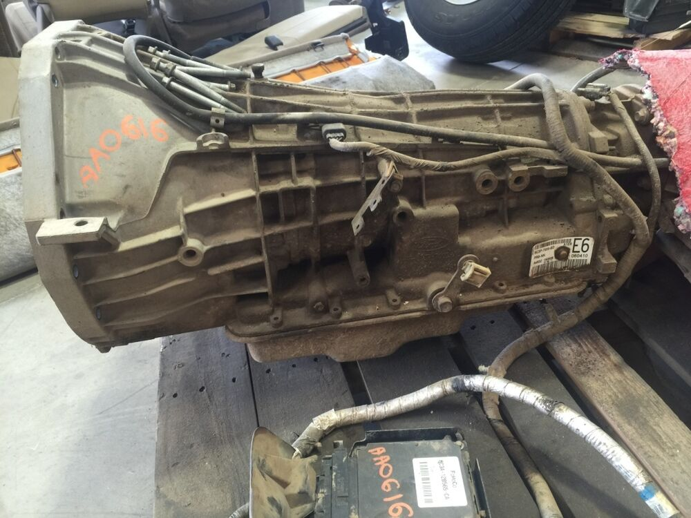 2008 Ford F250 Used 6 4 Auto Transmission 75k  8c3p7000bd