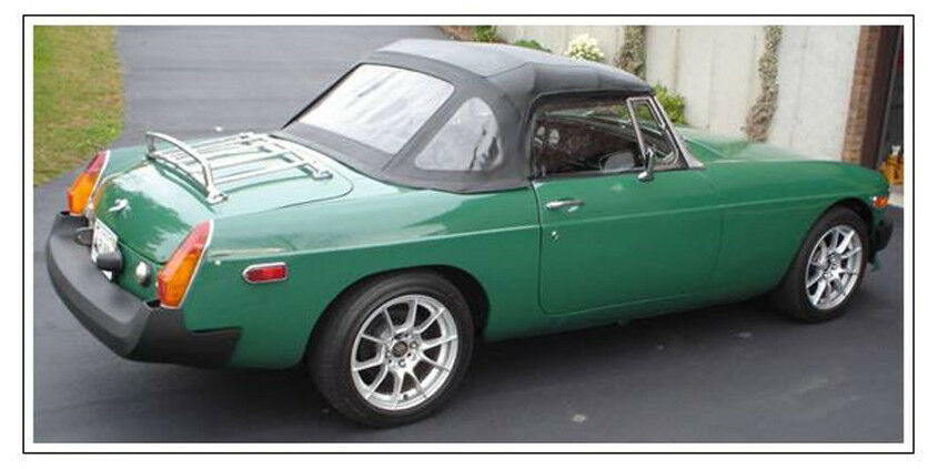 Mgb Roadster Convertible Top 1971 To 1980 Ebay