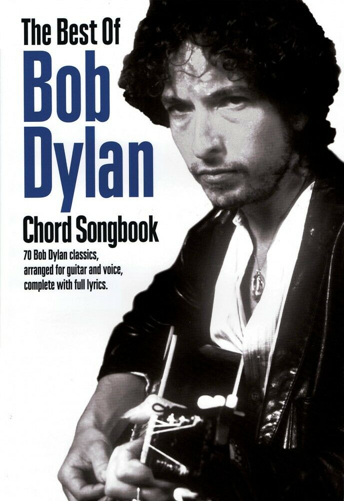 Best Of Bob Dylan Chord Songbook Sheet Music Guitar Chord Songbook