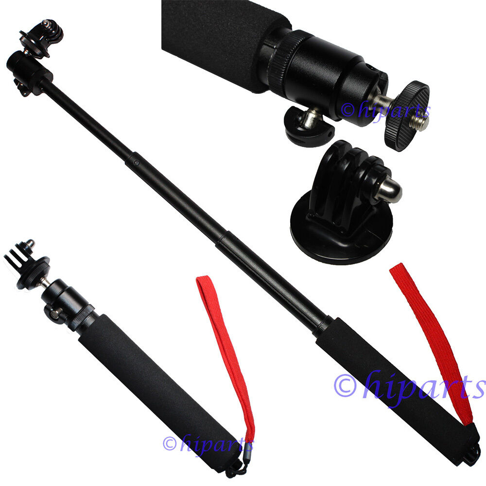 Extendable Telescopic Monopod Selfie Pole Handheld Stick