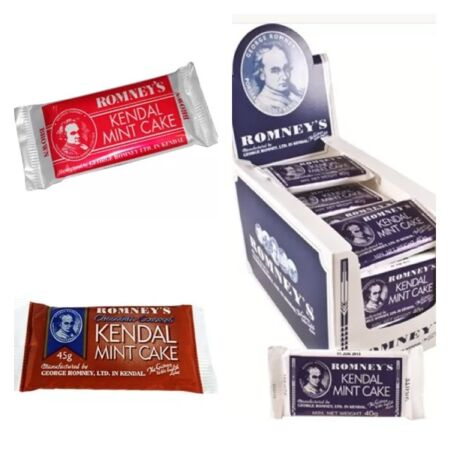 img-KENDAL MINT CAKE BAR 40g Survival Kit Snack Food Ration Camping Chocolate