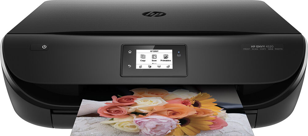 HP Envy 4520 driver. Printer and scanner software download.Hardware: HP Envy 4520.Software: Scanner and printer drivers.