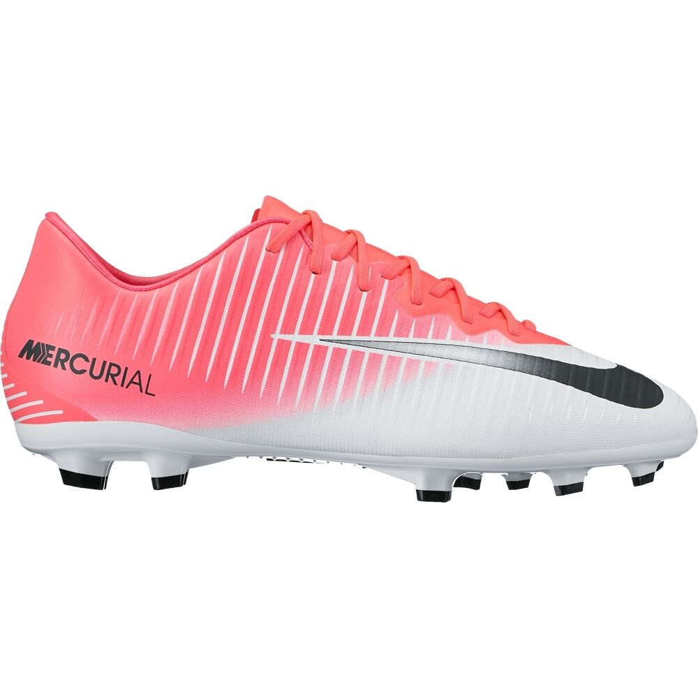 850a5f2a2b8c Details about Nike Jr Mercurial Vapor XI Firm Ground Cleats 903594-601  soccer shoes  100