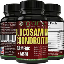 Glucosamine Chondroitin Complete Joint Care Supports Flexibility, Healthy Joints