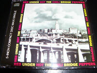 Red Hot Chili Peppers Under The bridge / Give It Away 4 Track CD Single