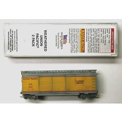 MTL Micro-Trains 23340 Union Pacific UP 9167 or 9186 Factory Weathered