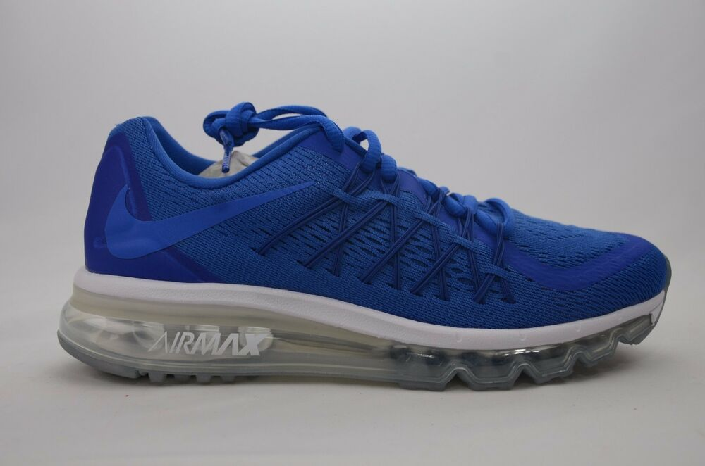 a8da65b242 Details about Nike Air Max 2015 (GS) Game Royal Athletic Youth Size 7 New  in Box 705457 402