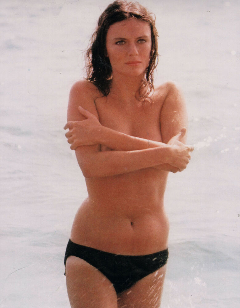 Jacqueline Bisset Topless In The Sweet Ride 1968 Great -3740