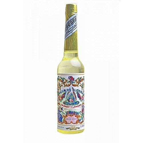 Genuine Peruvian Agua de Florida 270 ml - Shamanic Cleansing Spirit Water