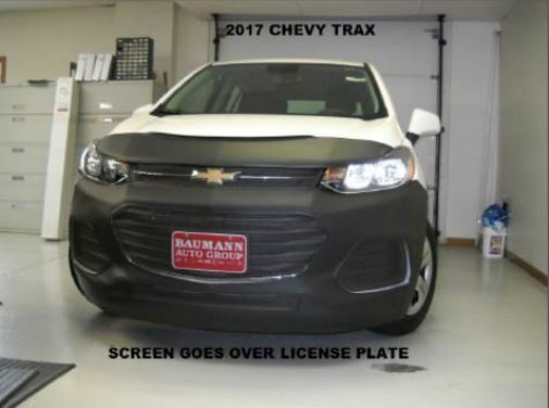 Lebra Front End Cover Bra Mask Fits Chevrolet Chevy Trax 2017 2019