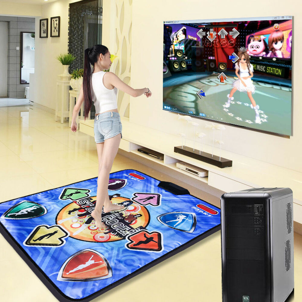 Non Slip Foam Ddr Dance Pad Mat For Ps3 And Usb Pc Single