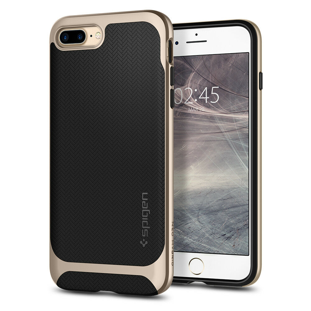 for iphone 8 plus 7 plus spigen neo hybrid herringbone. Black Bedroom Furniture Sets. Home Design Ideas