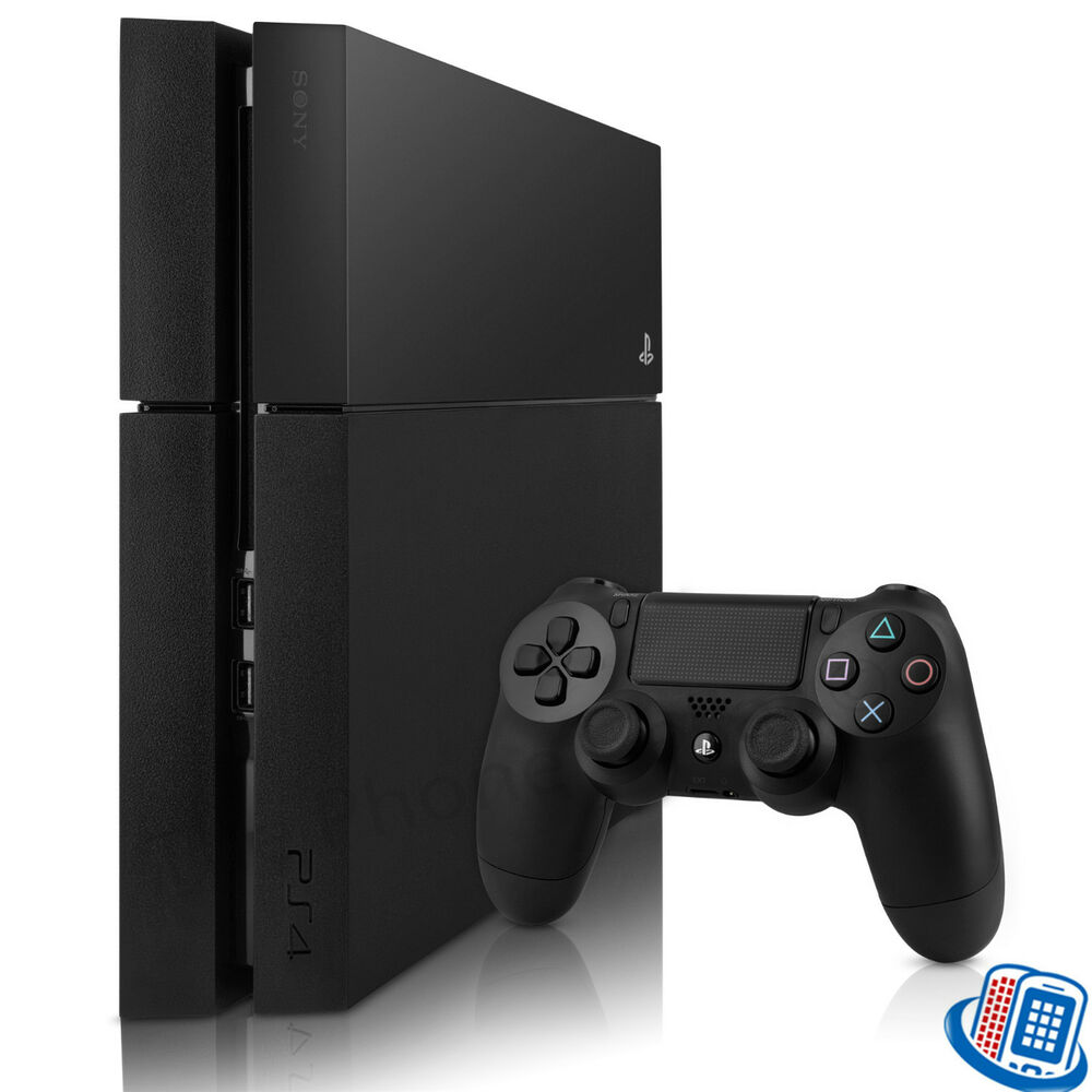 Sony Games For Ps4 : Refurbished sony playstation ps gb jet black