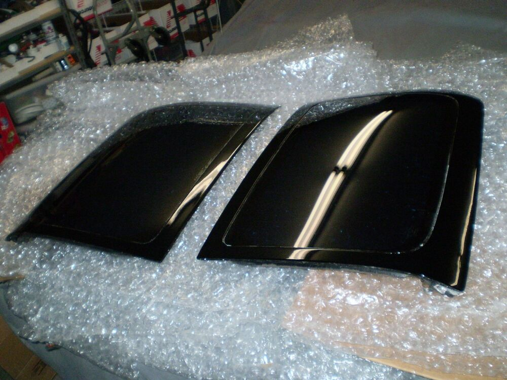 Details About 68 77 Corvette T Top Gl Moon Roof Pair Very Rare