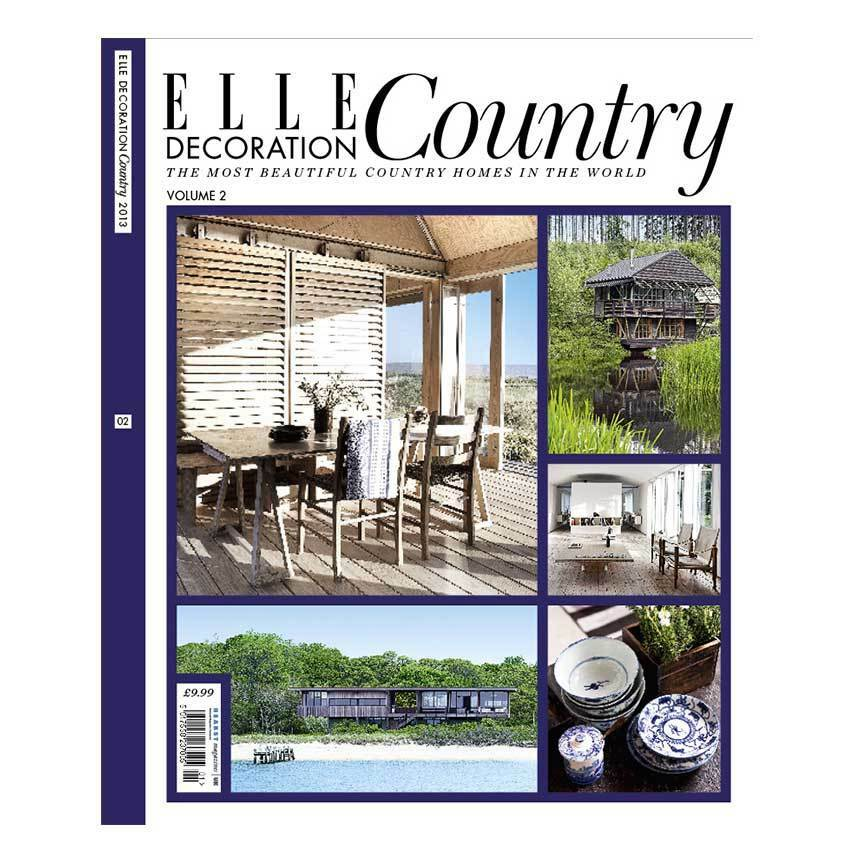 Elle Decoration Magazine Country Vol 2 2013 The Most Beautiful