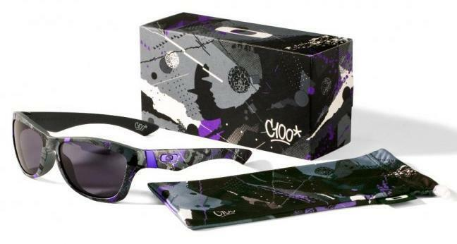 70634b968a NEW Oakley C100 Artist Series Jupiter Limited Edition Sunglasses Grey  24-141 700285299433