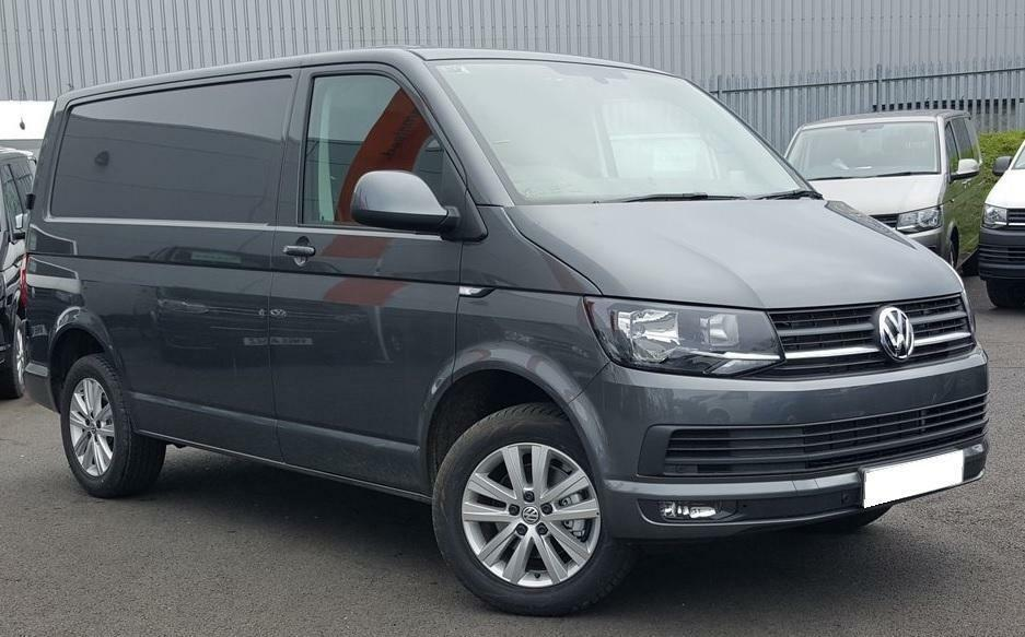 285 vat month new 2018 vw transporter highline swb panel. Black Bedroom Furniture Sets. Home Design Ideas