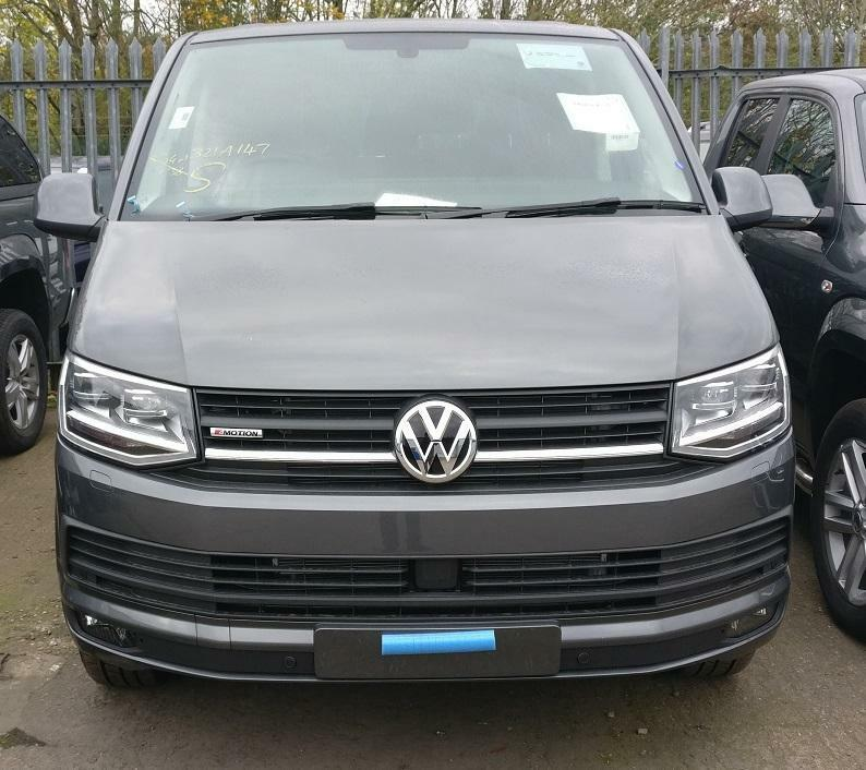 475 vat month new 2018 vw transporter t6 kombi 204ps swb. Black Bedroom Furniture Sets. Home Design Ideas