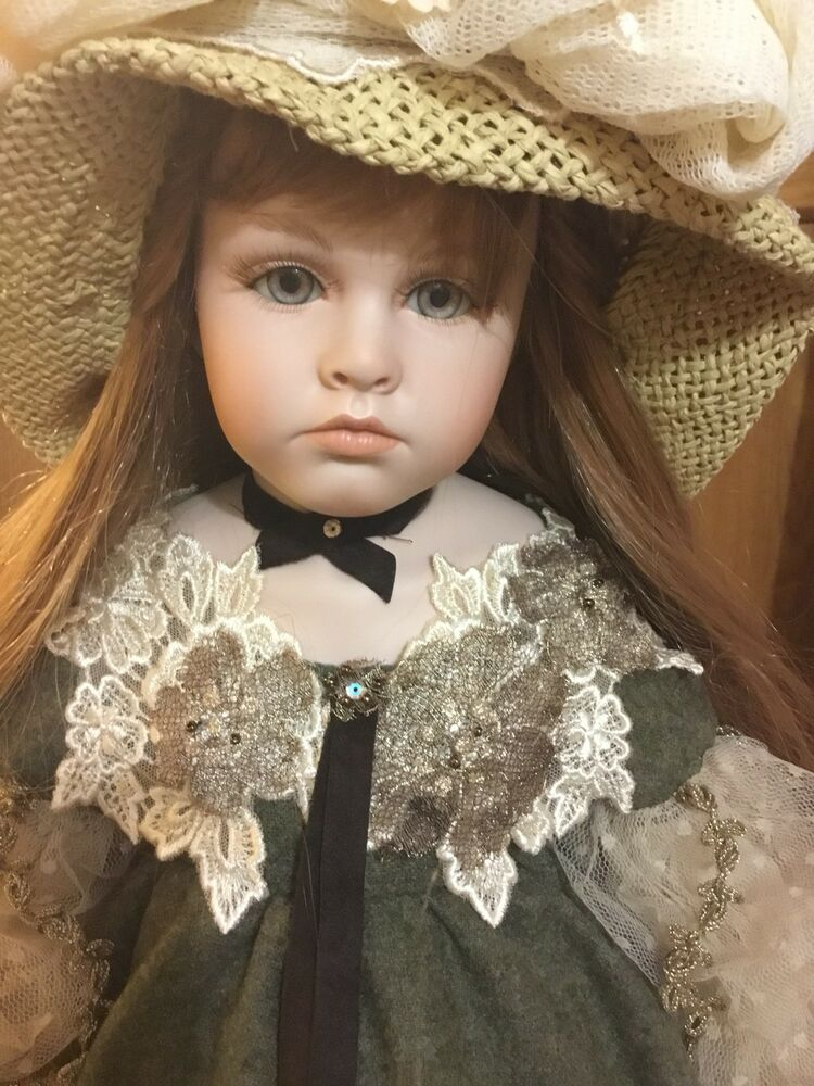 22 French Tip Nail Art Designs Ideas: Mundia 1990 S French 22 Inch Porcelain 'Sarah' Doll-New In