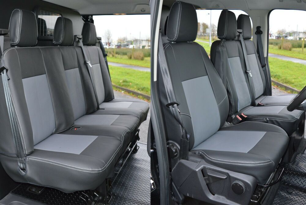 Ford Transit Custom Crew Cab Dciv Tailored Leather Look