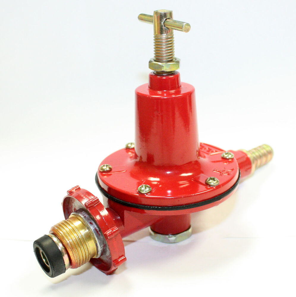 High Pressure Regulator : Adjustable psi high pressure propane regulator