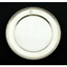 Lunt / Treasure Sterling Silver Bread & Butter Plate 6