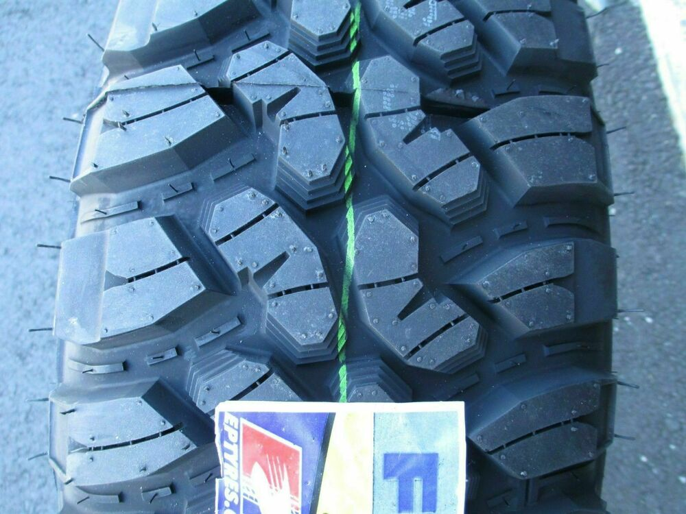 Truck Mud Tires >> 4 New 235/75R15 Inch Forceum Mud Tires 2357515 M/T MT 235 75 15 75R R15 | eBay
