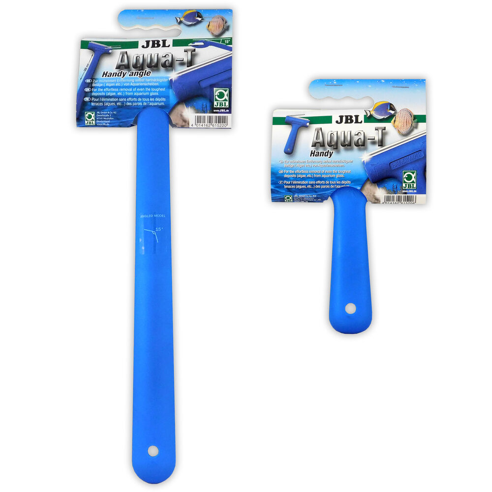 Fish & Aquariums Aqua Handy Blade Cleaner For Aquariums Glass Cleaner With Stainless Steel Blades Cleaning & Maintenance