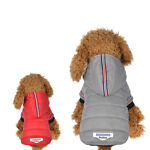 Pet Dog Cat Winter Clothes Warm Hoodie Coat Sweater Puppy Down Jacket Apparel