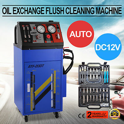 ATF-20 AUTO GEARBOX TRANSMISSION FLUID OIL EXCHANGE FLUSH CLEANING MACHINE 60PSI