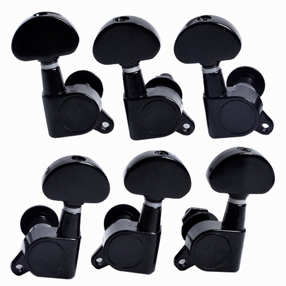 3r3l guitar locking tuner tuning pegs machine heads for electric acoustic guitar 634458824736 ebay. Black Bedroom Furniture Sets. Home Design Ideas
