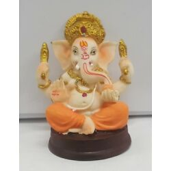 Kyпить Ganesh Idol for Car Dashboard - Hindu Ganesha Statue Elephant God- Ganpati Lord на еВаy.соm