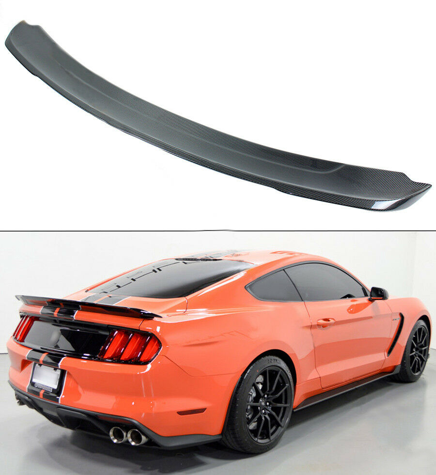 2015-2017 Ford Mustang GT350 Track Pack Style Rear Wing