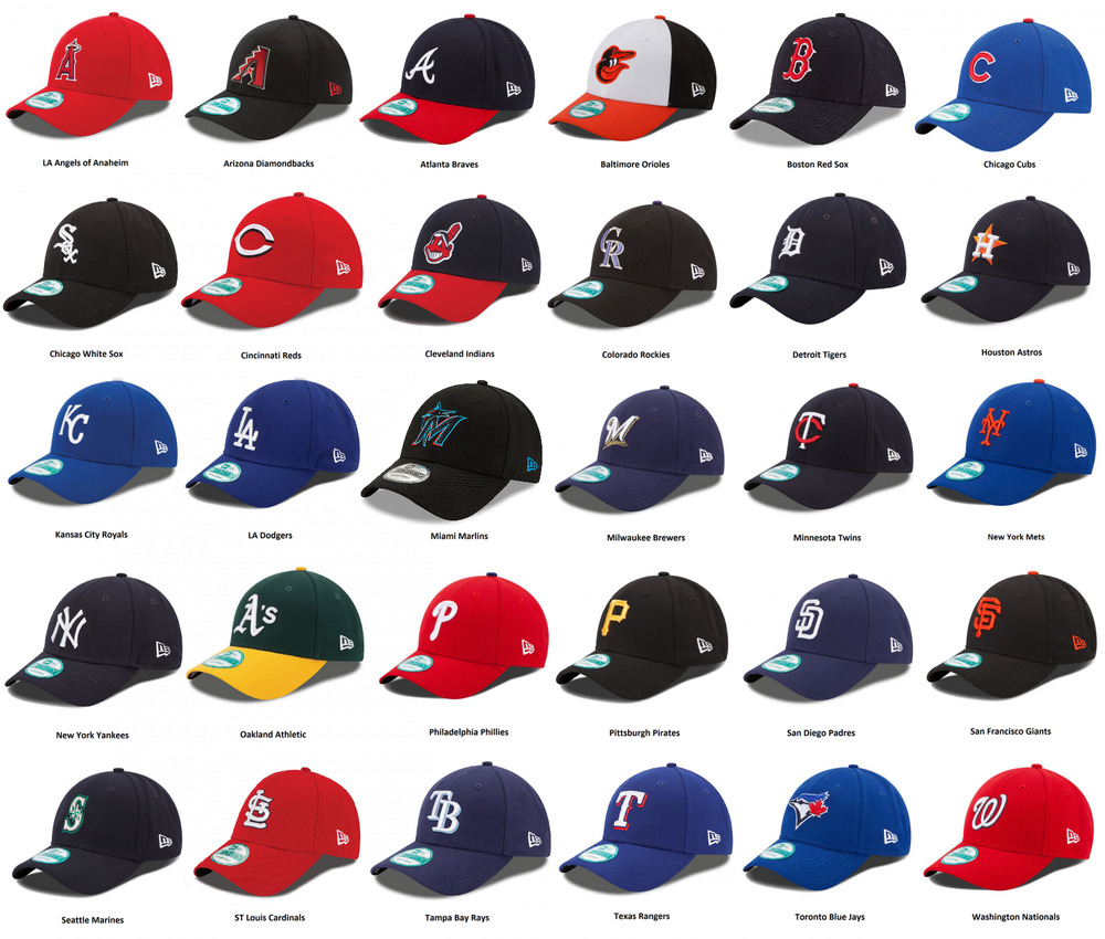 Details about NEW ERA 9FORTY THE LEAGUE MLB CAP. MAJOR LEAGUE BASEBALL.  CHOICE OF TEAMS d13020994e5