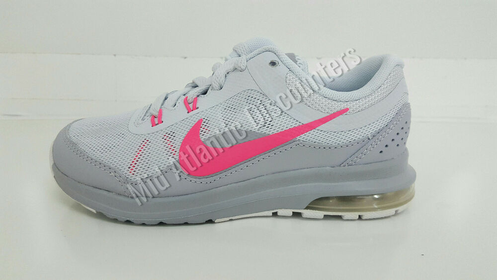 d957f644c8b Details about Nike Air Max Dynasty 2 PS Size 11C Pure Platinum Hyper Pink  859578 001
