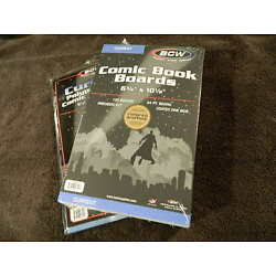Kyпить 100 New BCW Current Resealable Comic Book Bags And Boards - Acid Free - Archival на еВаy.соm