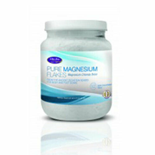 Pure Magnesium Flakes 44 oz by Life-Flo